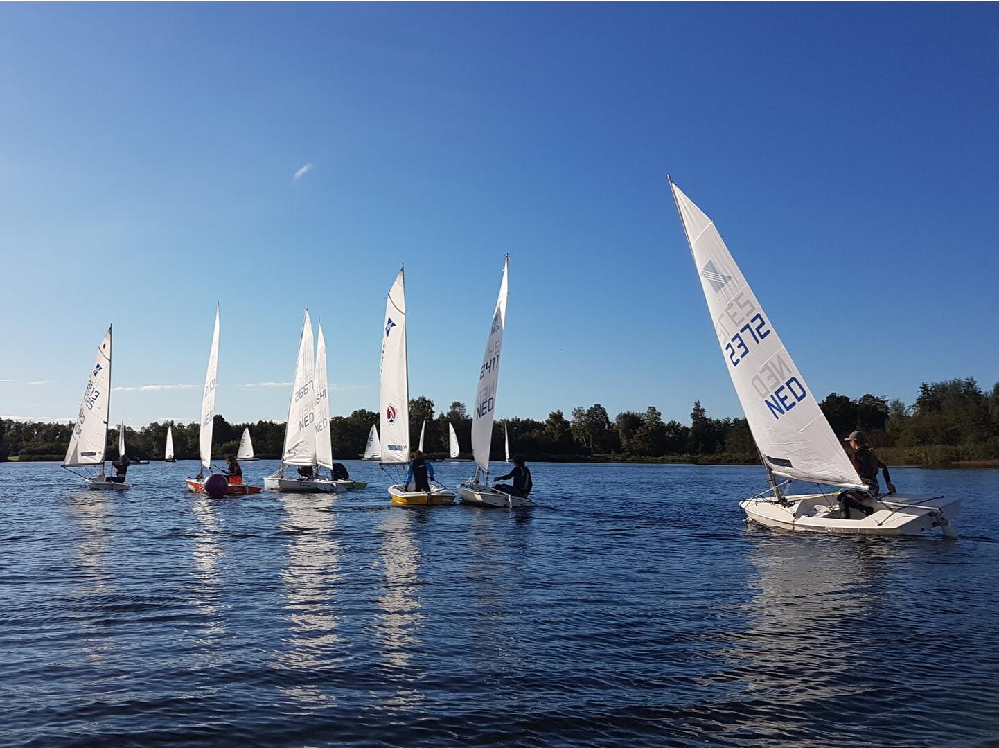 Leren windsurfen wvp basics